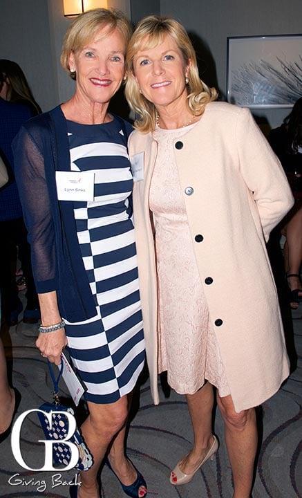 Lynn Sinks and Lori Fleet Martin