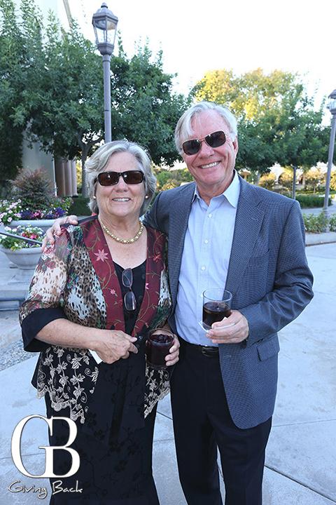 Lynn and Charles Gaylord