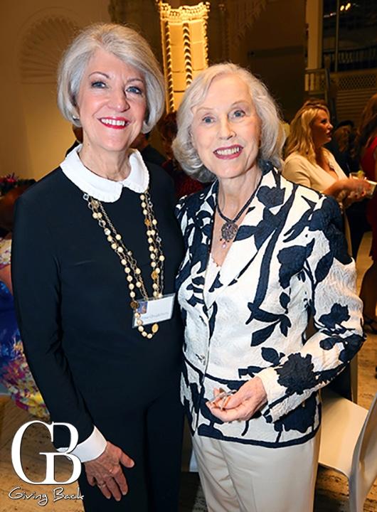 Lynne Guidoboni with Armi Williams