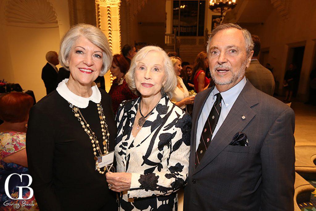 Lynne Guidoboni with Armi and Al Williams