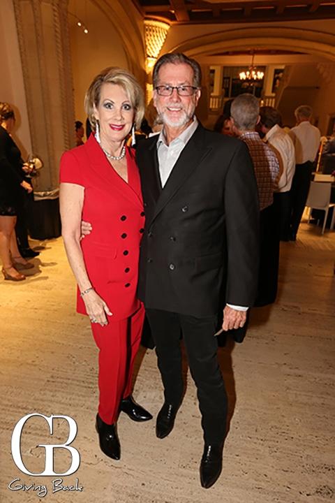Lynne and Steve Wheeler