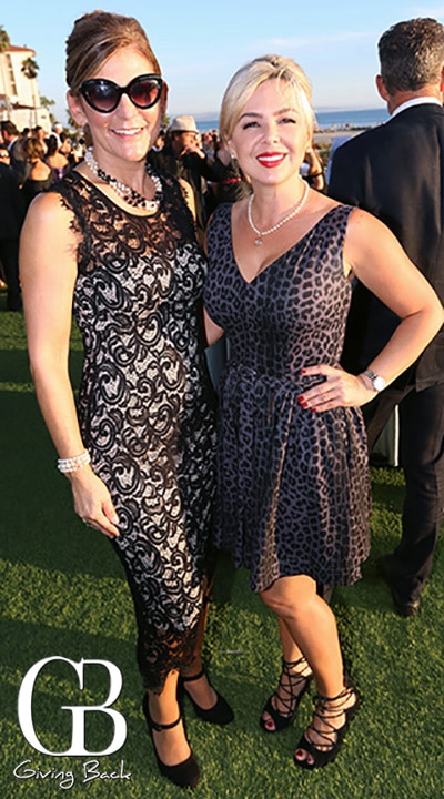 Lynnette Tessitore and Sue Silva