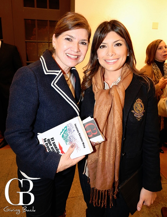 Magda Fuentes y Gabriela Mendoza