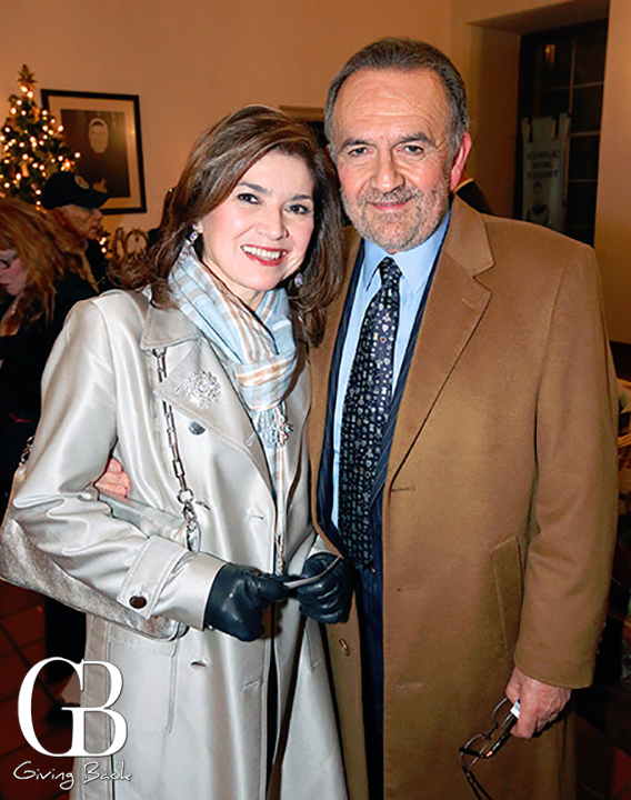 Magda y Luis Alberto Fuentes