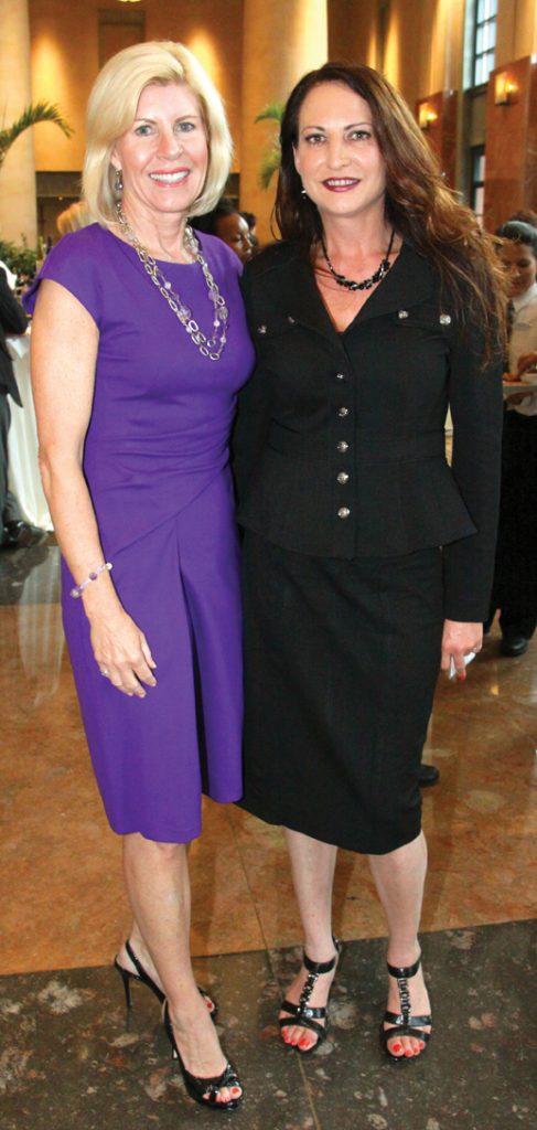 Maggie Watkins and Stephanie Hanson.JPG