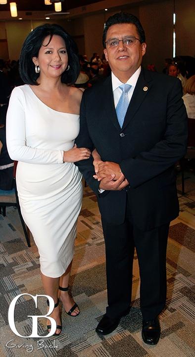 Maggie and Rolo Gomez