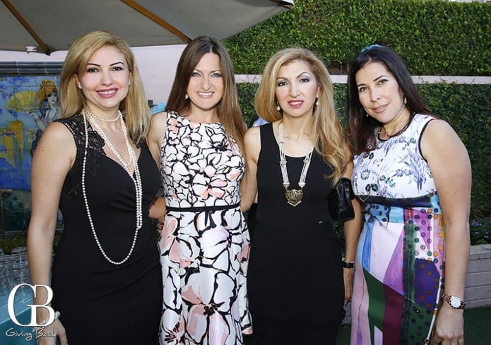 Malaak Risheq  Malgorzata Wieteszka Slocomb  Abeer Hage and Mona Al Khatib