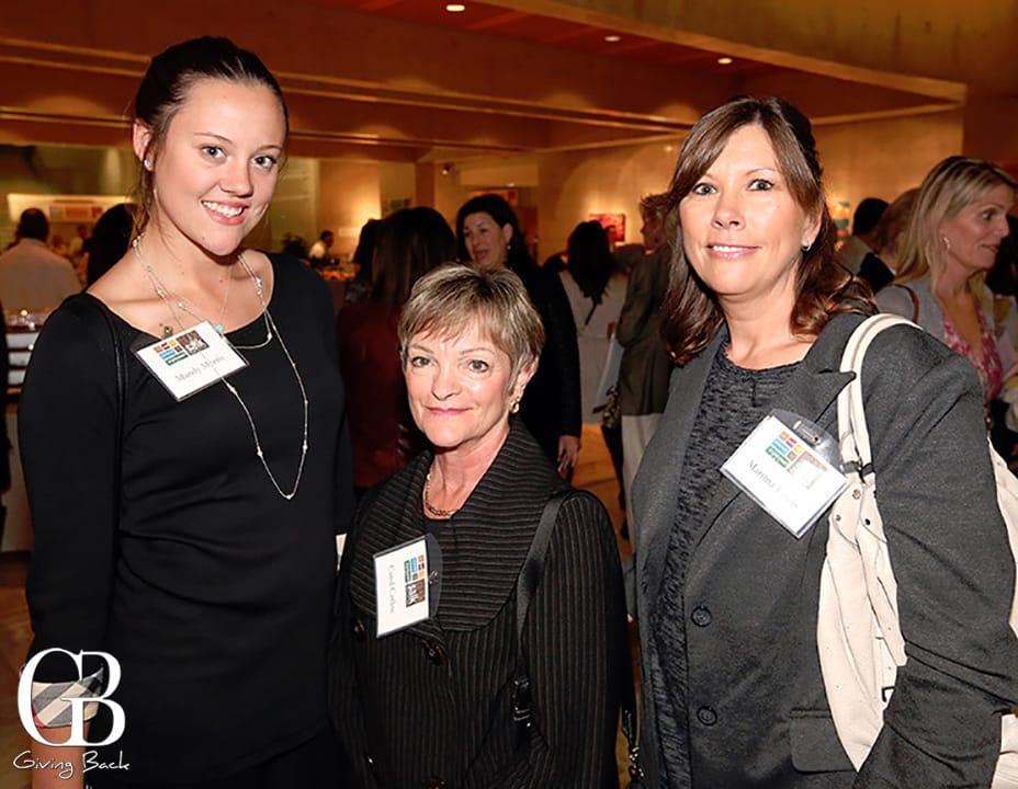 Mandy Morris  Carol Carlisle and Martina Lewis