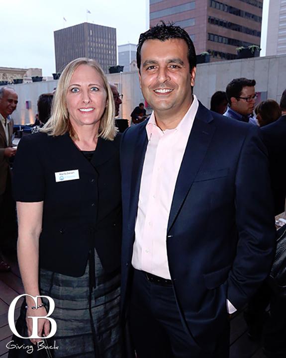Mandy and Asaf Danzan