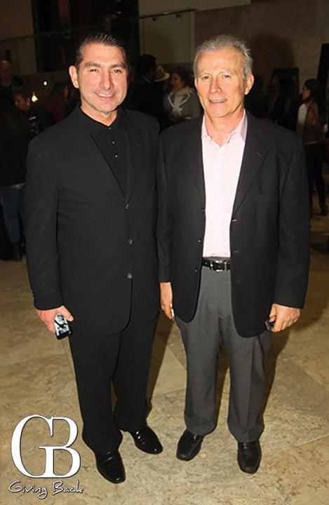 Manuel Valladolid y Carlos Capetillo