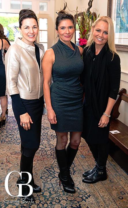 Mara Fouts  Margarita Wilder and Jennifer Gramins