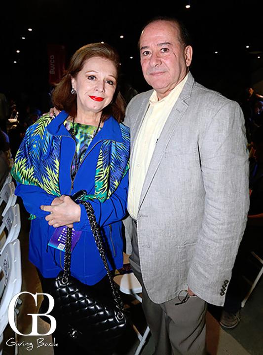 Mara Teresa y Alfonso Cosio