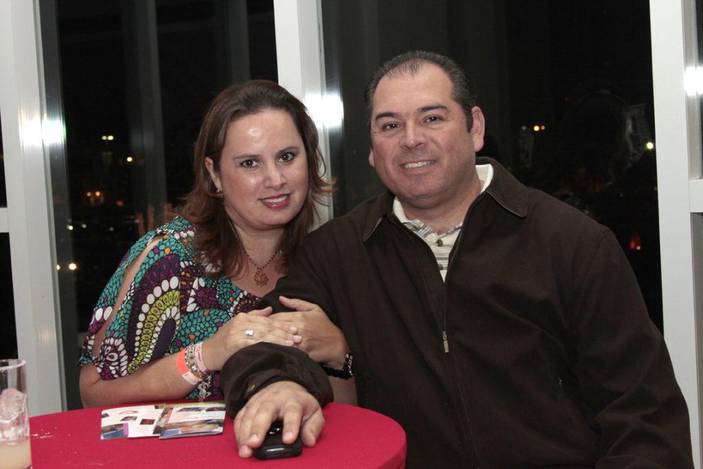 Marcela y Rogerio Alvarez