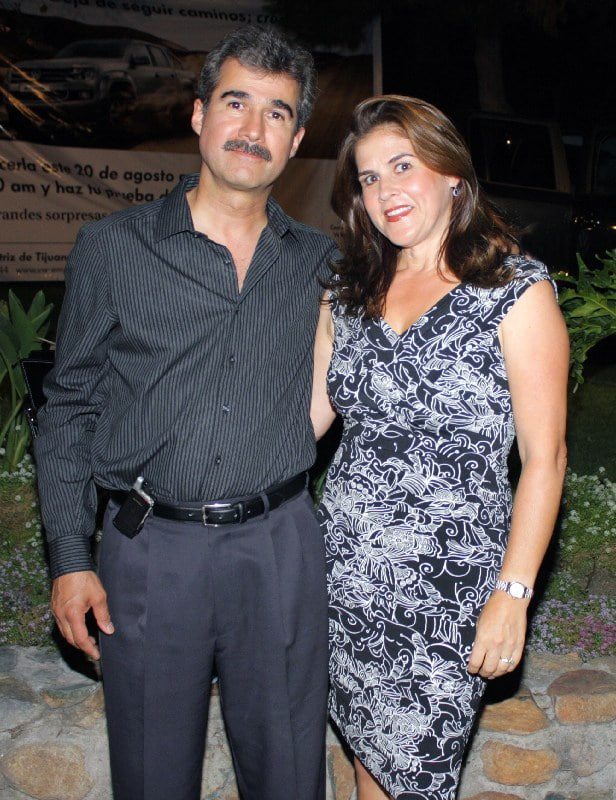 Marco y Cecilia Bogarin