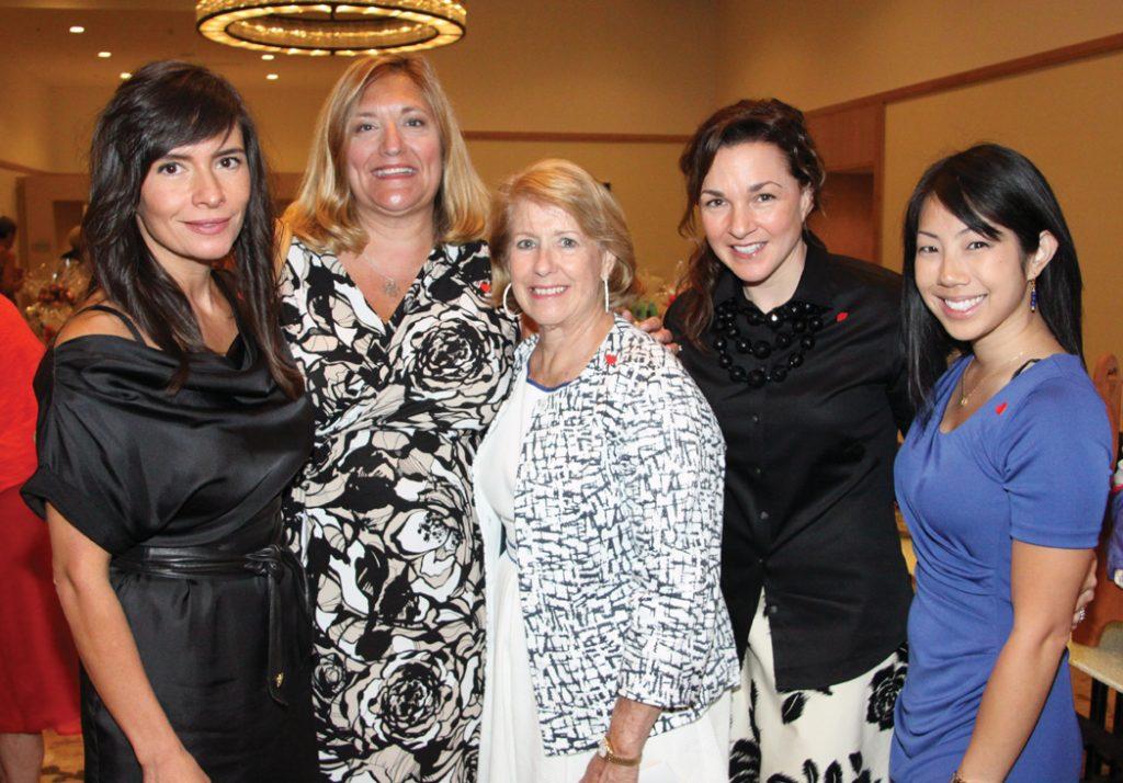 Margarita Wilder, Stacey Levasseur Vasquez, Esther Rodriguez, Mara Fouts and Cheryl Haritatos.JPG