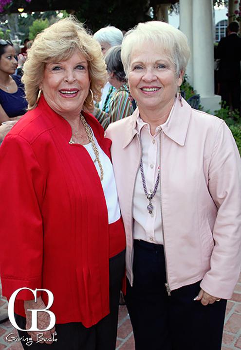 Marge Herrman And Kathy Schwan