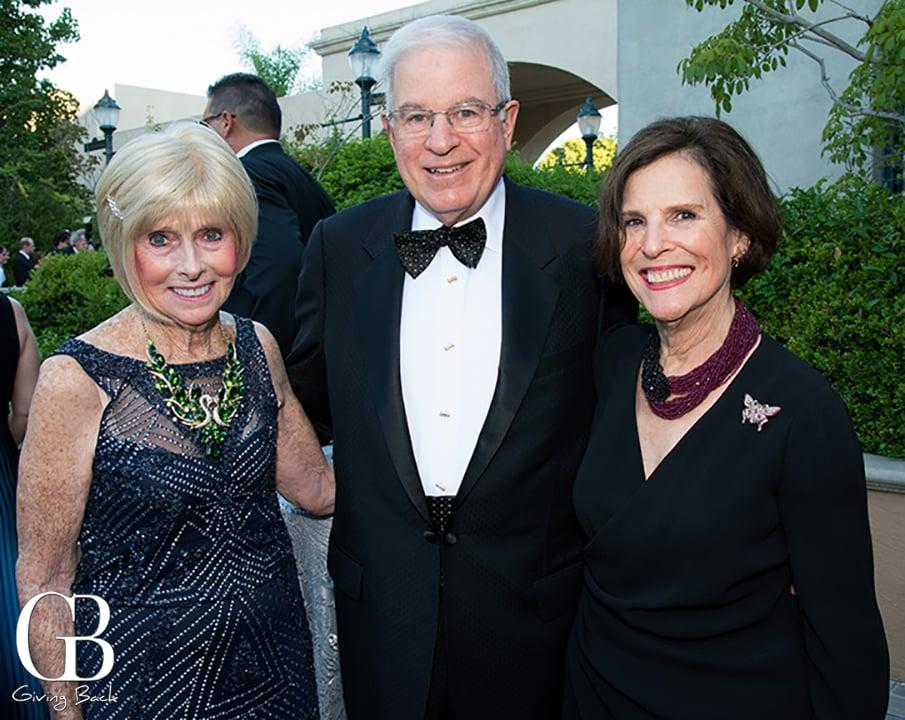 Margi Sargis with Jeffery and Sheila Lipinsky