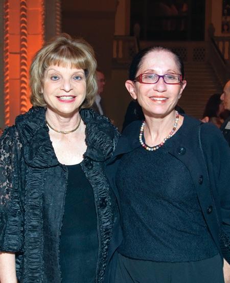 Margie Mopper and Joanne Klein