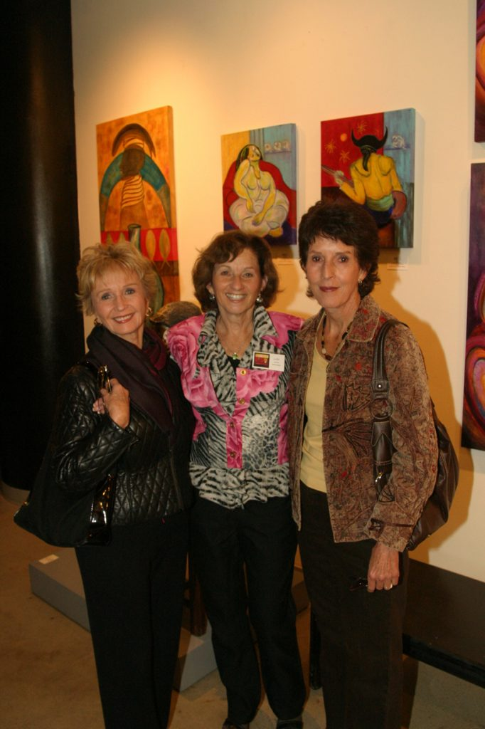 Marguerite Wagner, Jackie Zucker and Lynn Flanagan.JPG