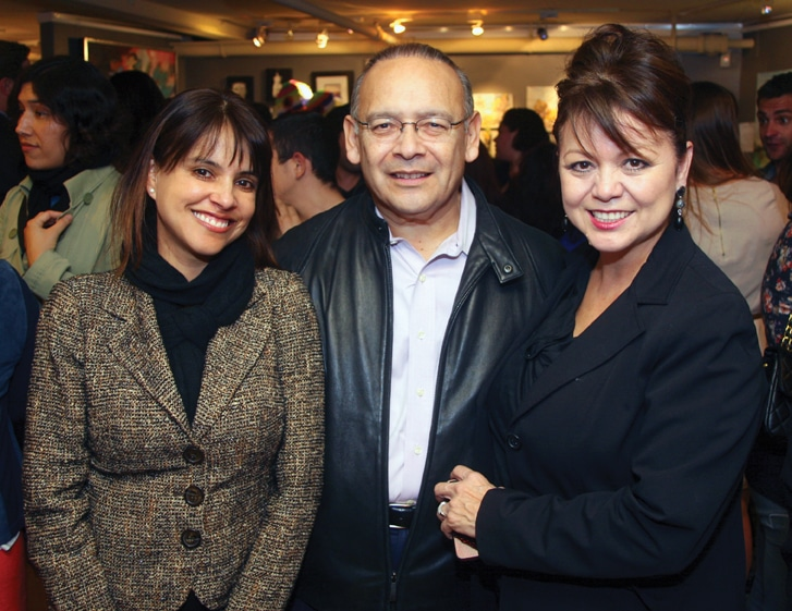 Maria Elena Castellanos with Ted and Lidia Martinez +.JPG