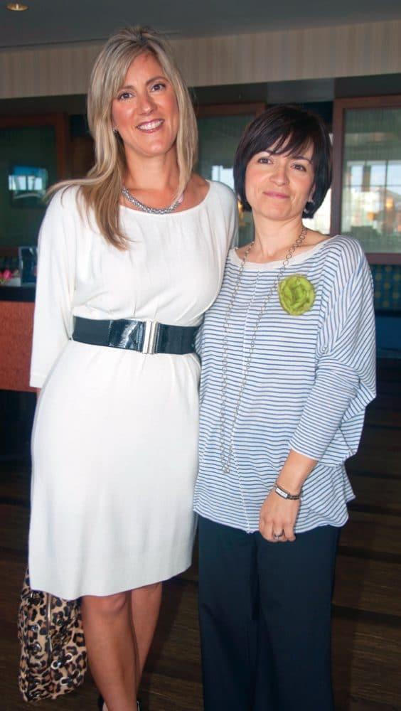 Maria Jose Vinas y Monica Ventura