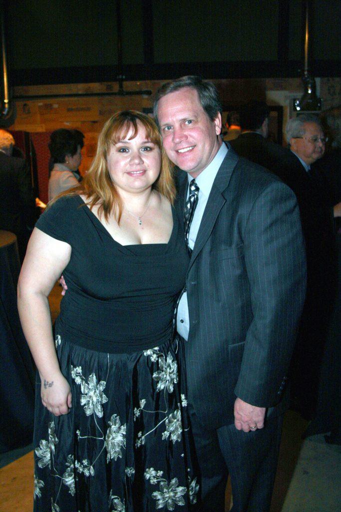 Maria Lozano and Mark Crellin.JPG