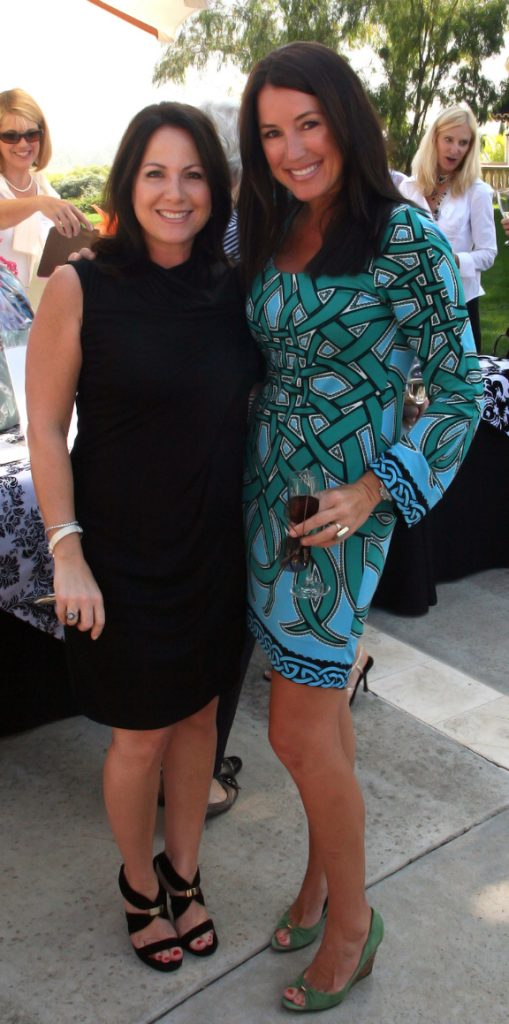 Maria Parnell and Trish Alessio.JPG