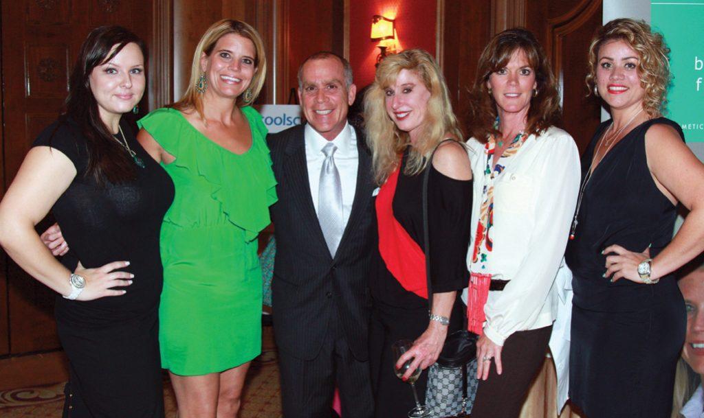 Maria Shishkina, Leysin Mahoney, Mitchel Goldman, Kristine Meyers, Tracy Adams and Donna Perez.JPG