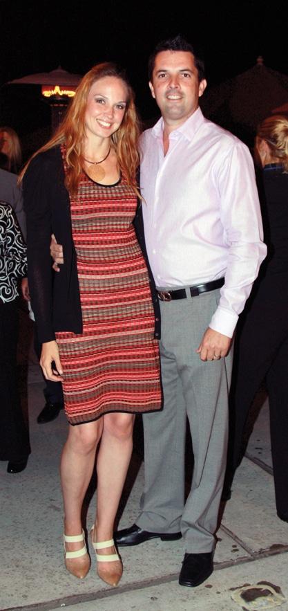 Maria and Enrique Duarte
