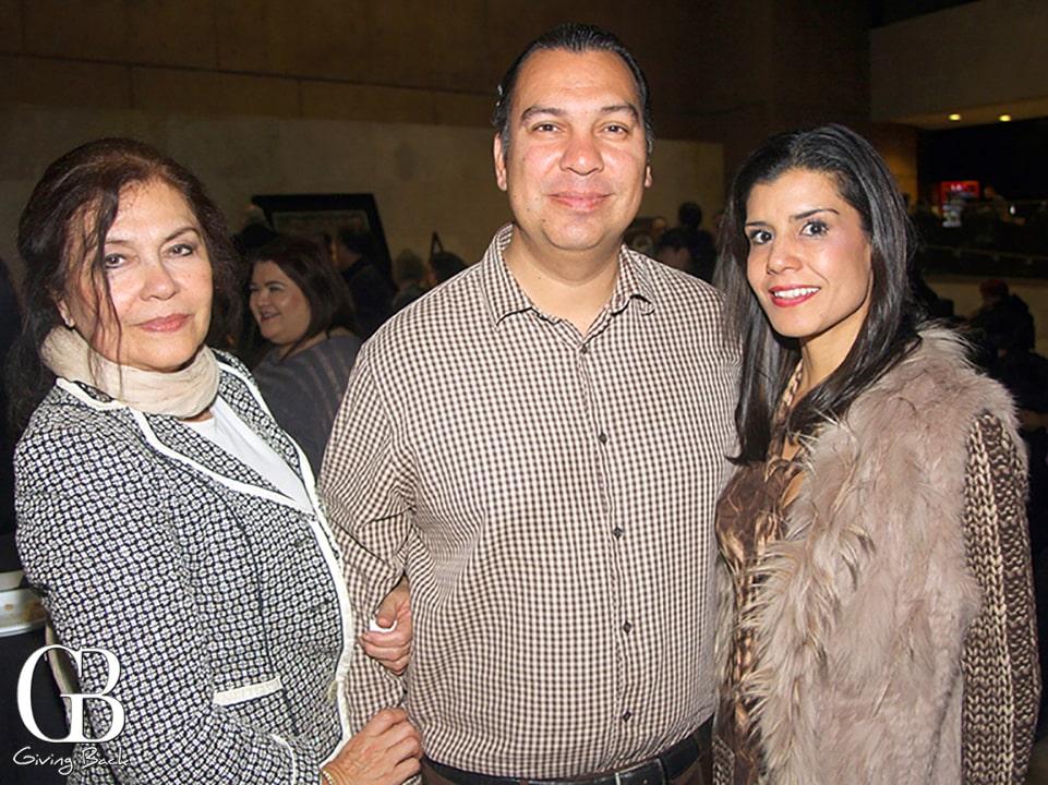 Maria  Ruben y Dulce Curiel