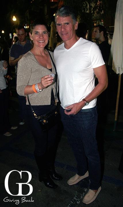 Maria and Eric Acker