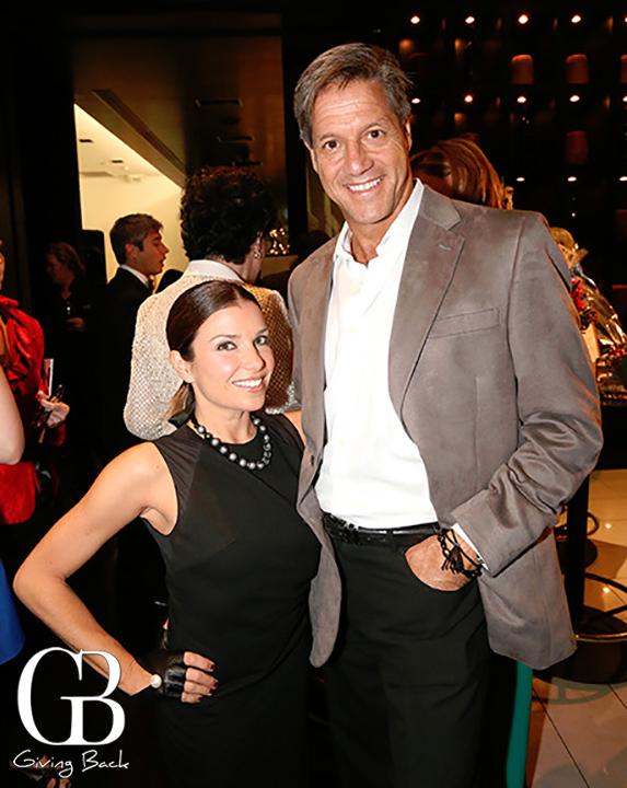 Maria and John Assaraf