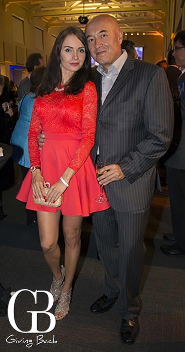 Maria and Vladimir Novakovic