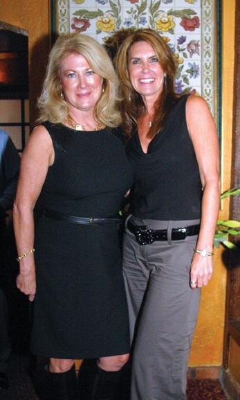 Marian Benassi and Janet Newman.JPG