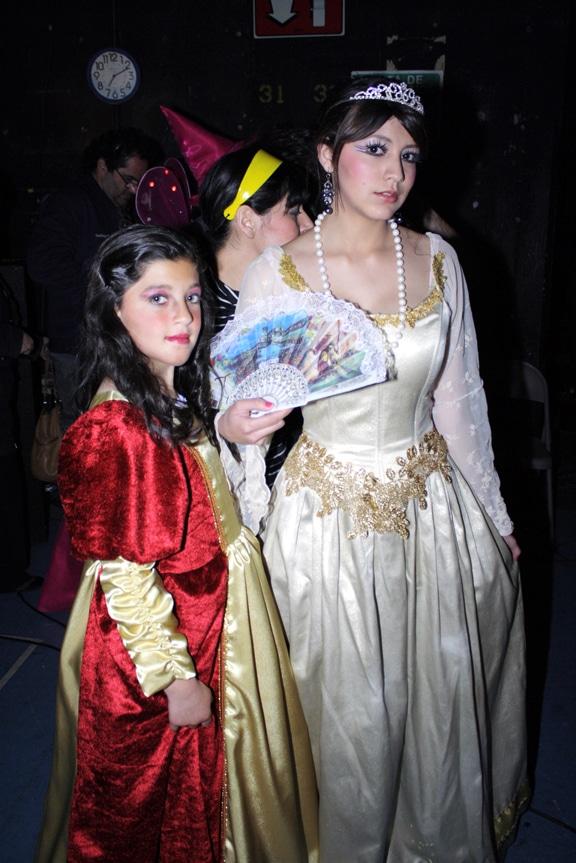 Mariana Lopez y Elizabeth