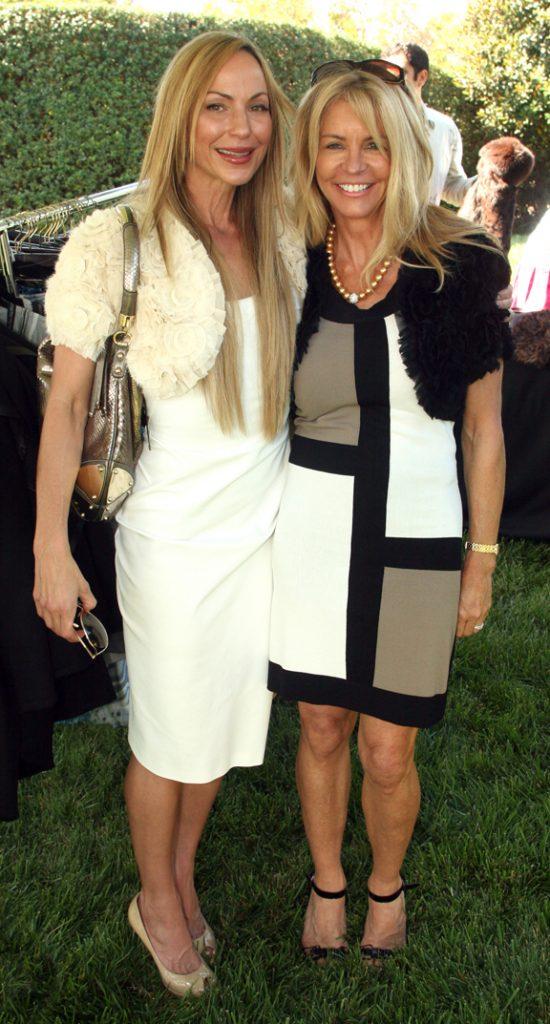 Marianna Tanguay and Suzanne Stiefler.JPG