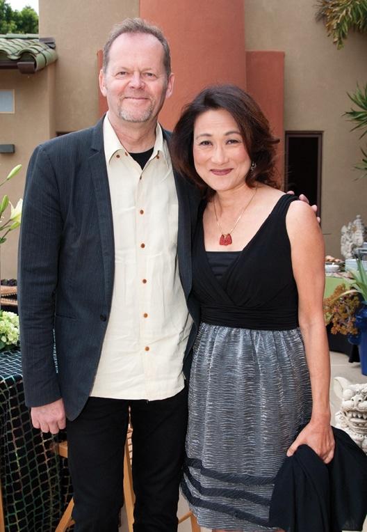 Marianne Kushi with friend.JPG
