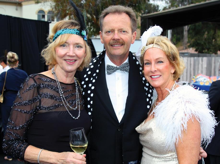 Marianne and Mark Hoffman with Charlene Hooker.JPG