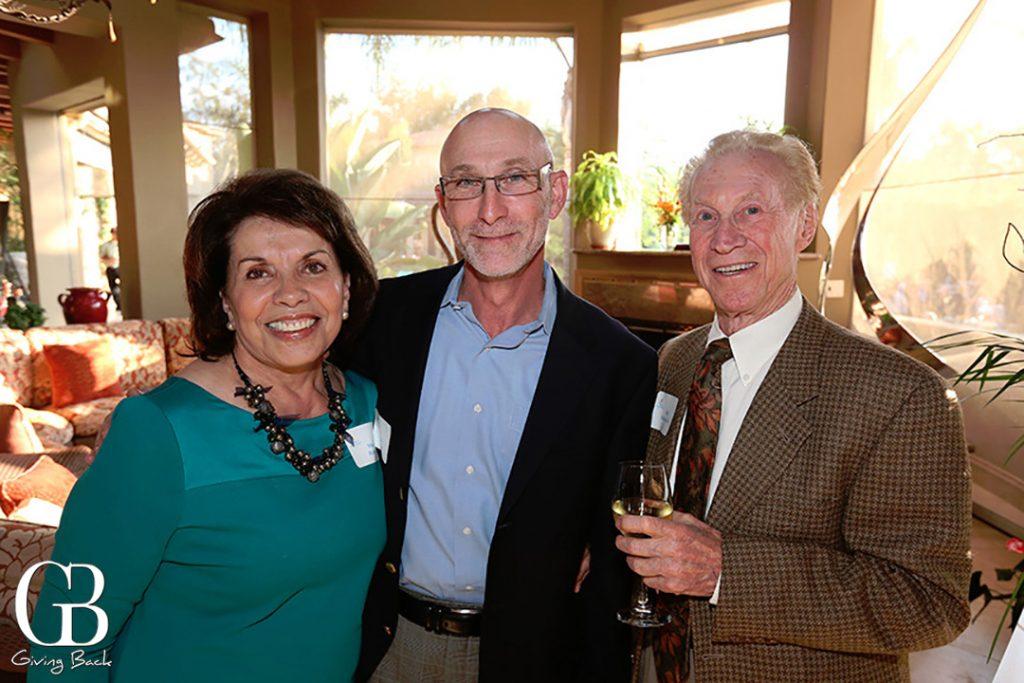 Marie Raferty  David Zeligson and Robert Rubenstein