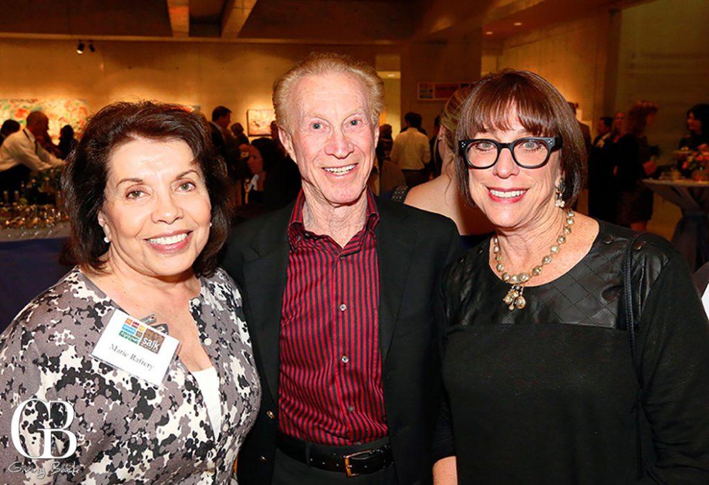 Marie Raftery  Robert Rubenstein and Byrne Eger