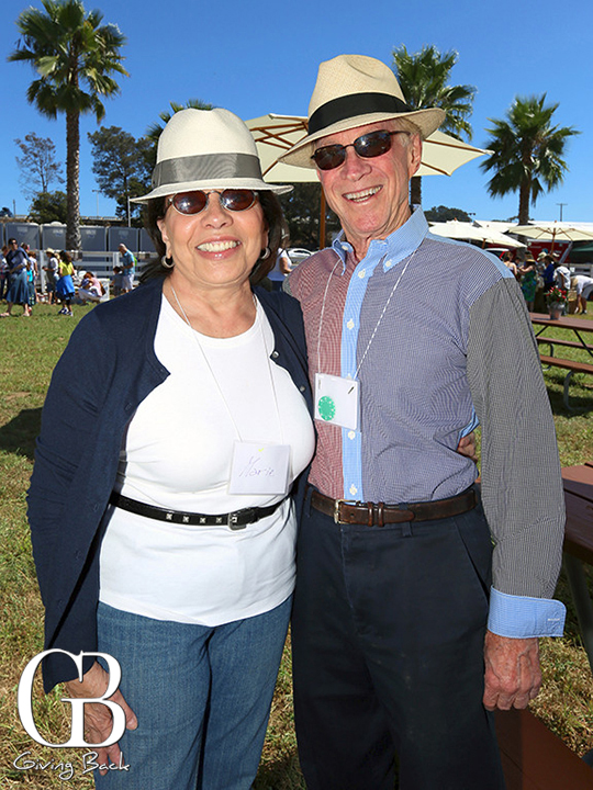 Marie Raftery and Robert Rubenstein