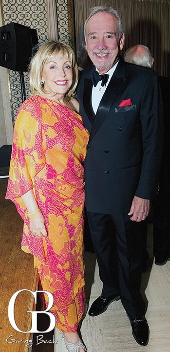 Marie and Dominick Addario