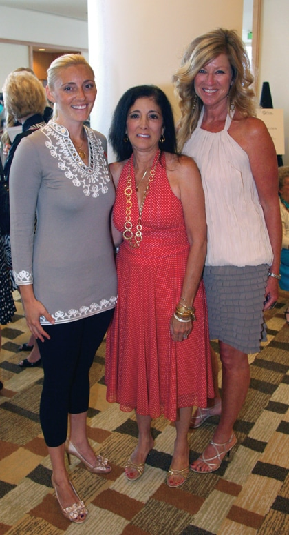 Mariel Filippone, Maria Stanley and Kristi Pieper.JPG