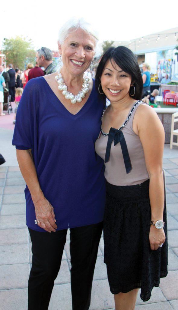 Marilyn Mattson and Cheryl Haritatos +.JPG