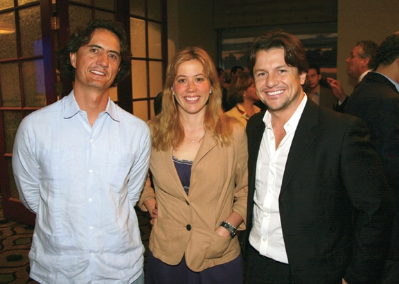 Mario Pani con Irene y Edwin Seymour.JPG