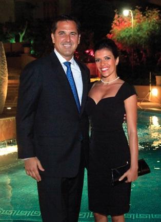 Mario y Ana Paula Rivera