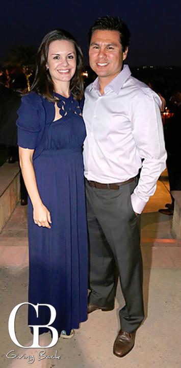 Marisa and Fernando Rios