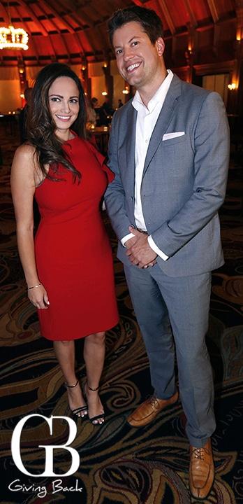 Marisel De La Torre and Steve Mulder