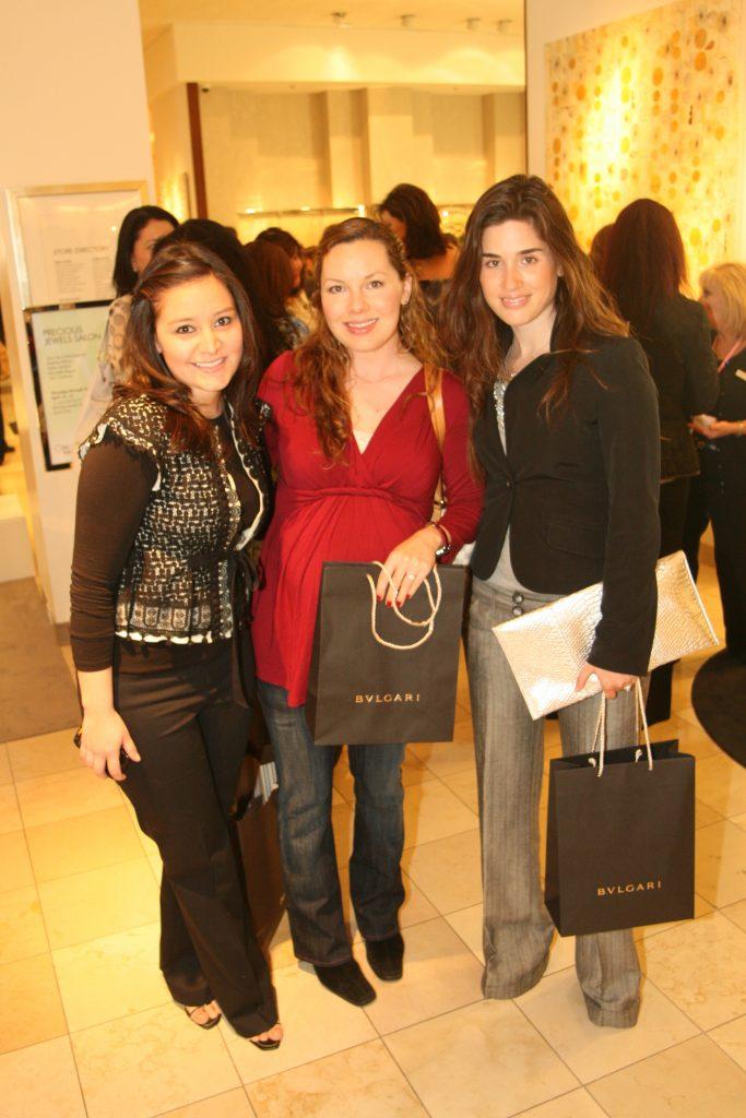 Marisol Macias, Emma Luisa Serhan y Rossana Camerena.JPG