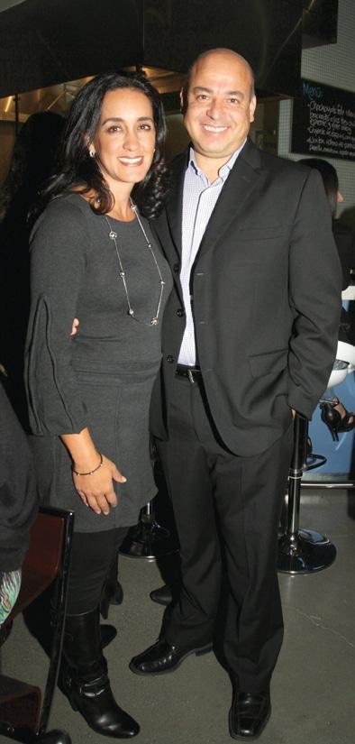 Marisol y Carlos Bustamante